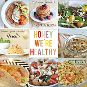 Honey We're Healthy