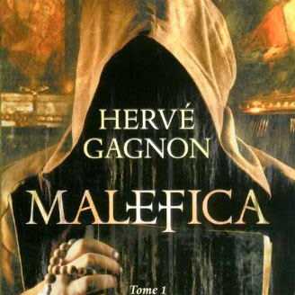 Malefica, tome 1 : La Voie du Livre de Hervé Gagnon