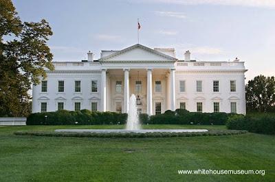 Mansión de estilo arquitectónico Neoclásico - Casa Blanca - Estados Unidos