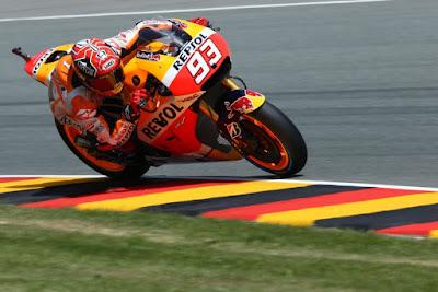 Hasil Lengkap Latihan Bebas 4 MotoGP Sachsenring, Jerman 2015