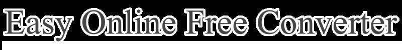 Easy Online Free Converter