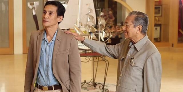 Lakonan Tun Mahathir Bakal Beri Impak Besar Kepada Filem Kapsul?