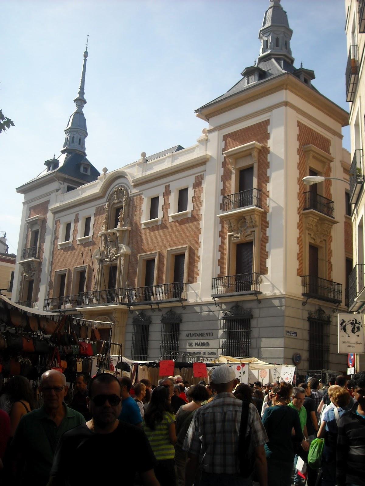 Barquilleros de madrid julian ca as el madrid de los - Artesanos de madrid ...