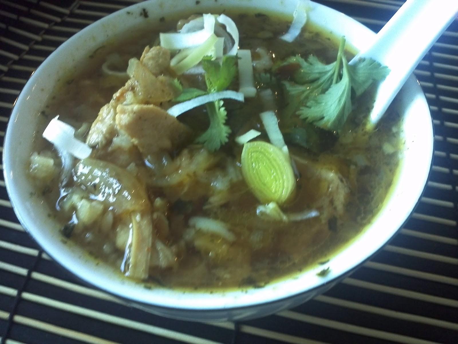 lekkerste soep ooit gegeten