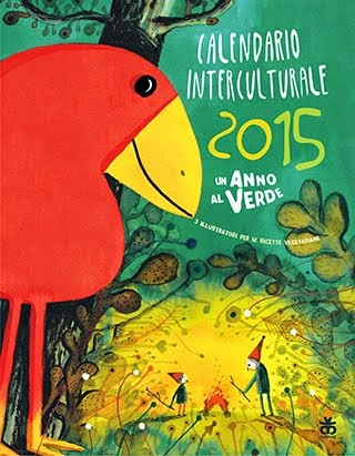 """Un anno al verde. Calendario interculturale 2015"""
