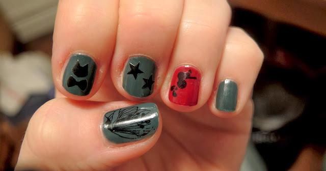 tatouages ongles