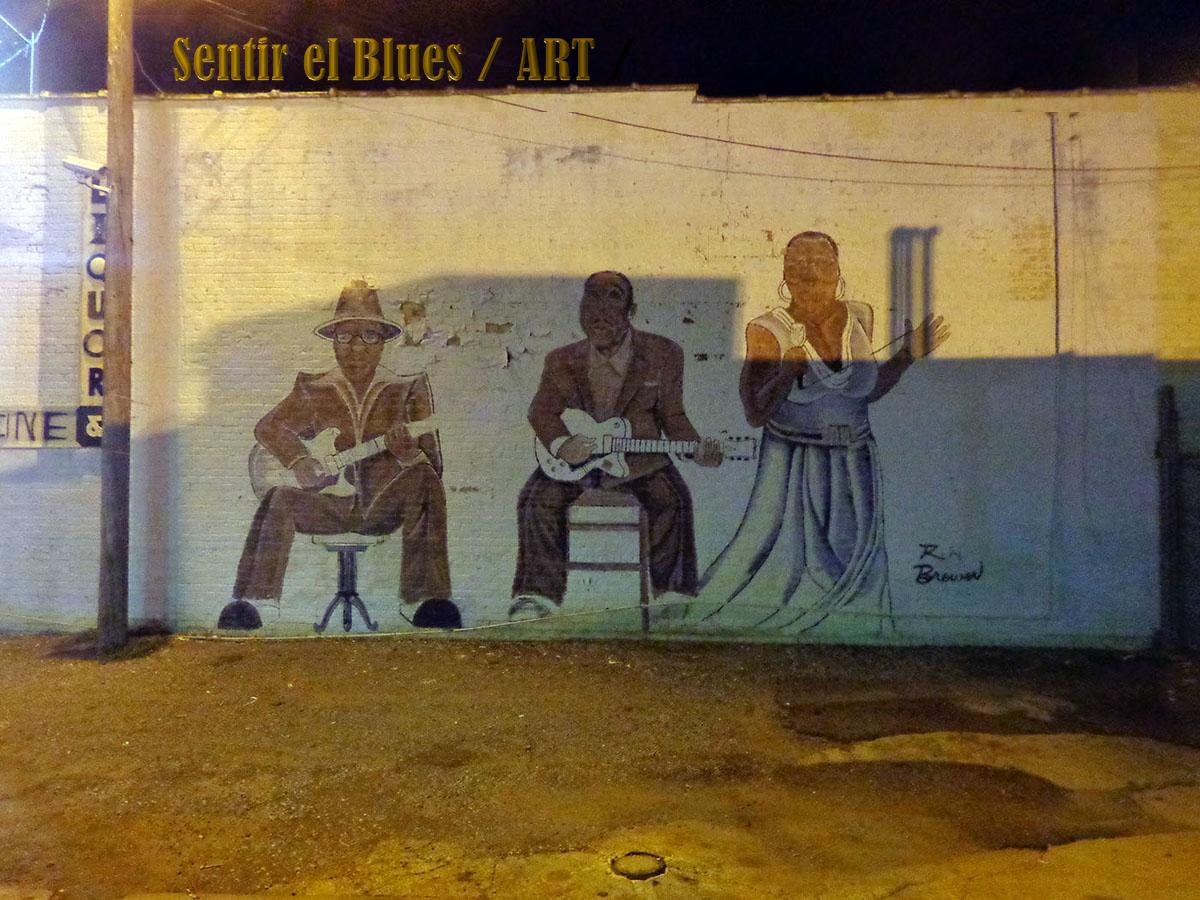 SENTIR EL BLUES / ART
