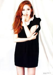 snsd jessica (제시카; ジェシカ) beauty plus pics 8