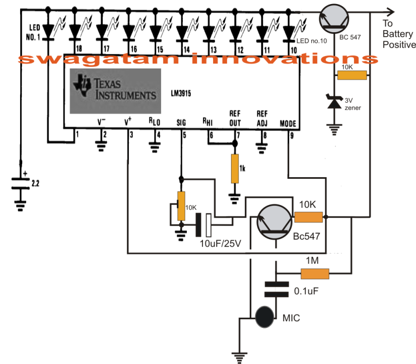 how to make a vibration detector meter circuit electronic recently when i tested it myself realized the drawbacks it possessed the tested and modified diagram can be seen below