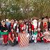 Alumnos del Cbtis 73 y DIF llevan posada a niños del Ejido Ampliacion Rio Bravo