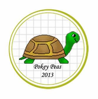 Pokey Peas 2013