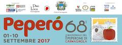 Il pomodoro rosso partecipa al contest legato alla 68a Fiera Nazionale del peperone di Carmagnola