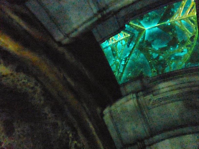 Bernd Kistenmacher live @ Zeiss-Planetarium Jena 2015 / photo S. Mazars