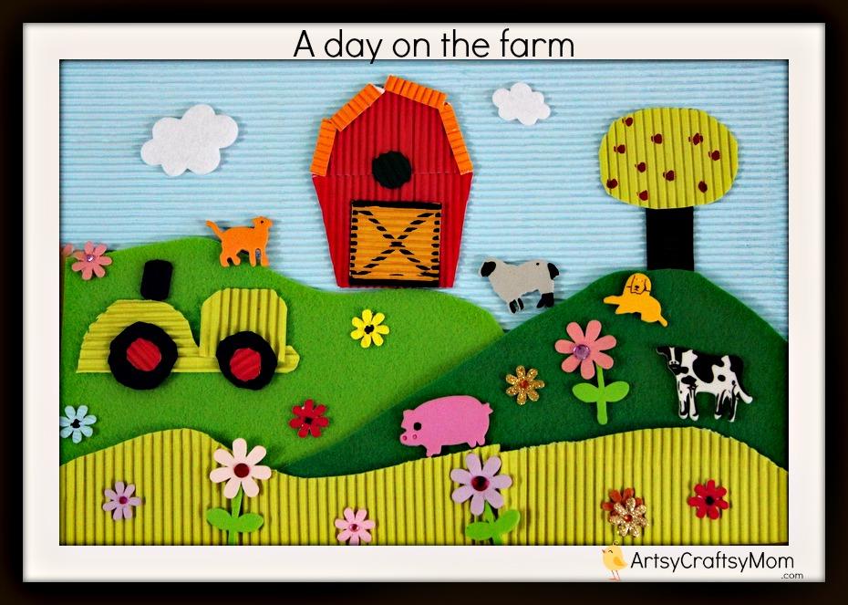 Farm scene craft corrugated sheet.jpg