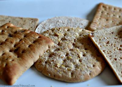Healthy bread options