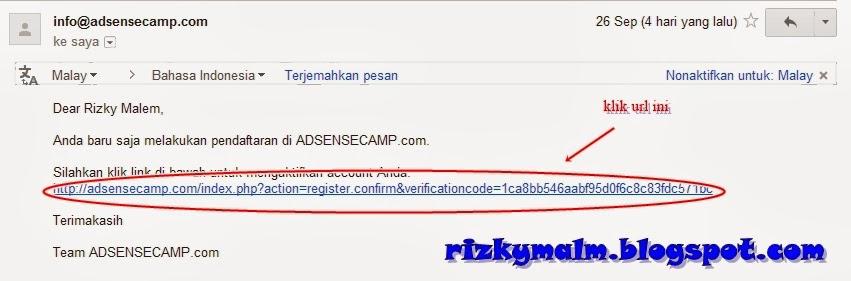 Trik Adsensecamp