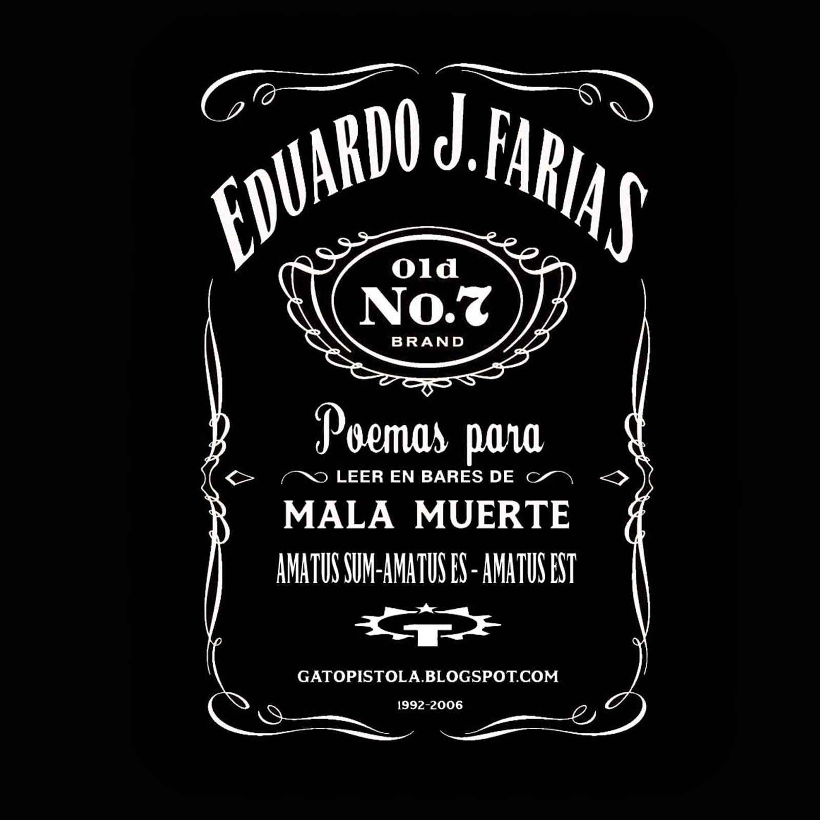 POEMAS PARA LEER EN BARES DE MALA MUERTE
