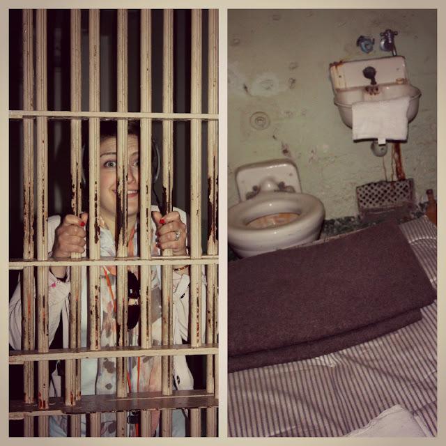 """Inside Alcatraz The Hole Saying """"I ..."""