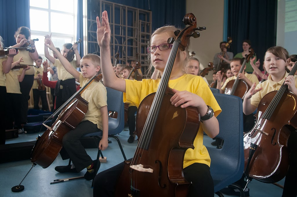 In Harmony Opera North has won the Best Classical Music Education Initiative award - photo Sistema England