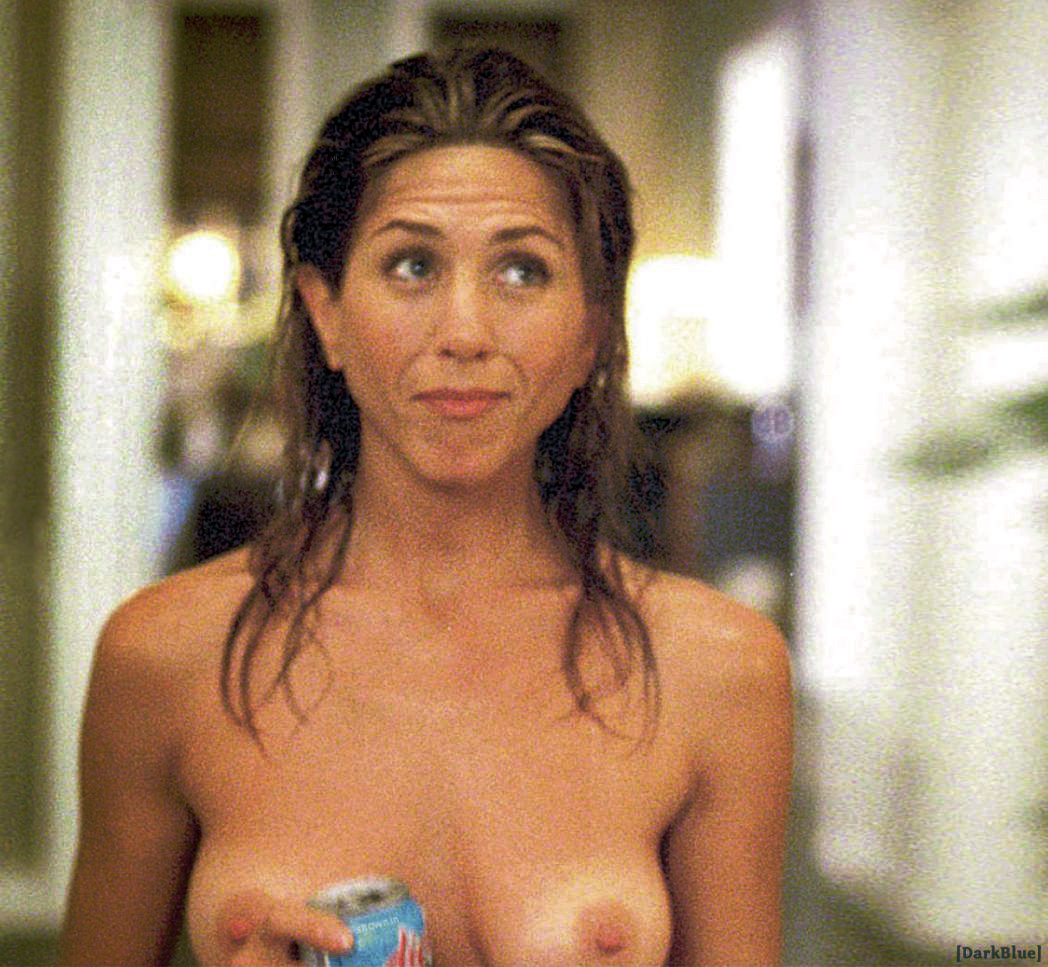 from Quincy aniston nude in the breakup