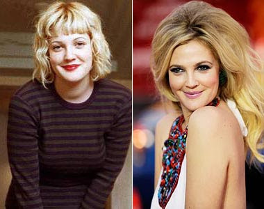 Drew Barrymore Plastic Surgery Before And After Pictures