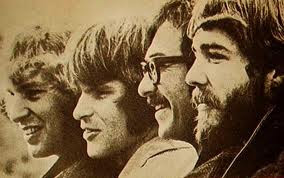 THE CREEDENCE CLEARWATER REVIVAL.