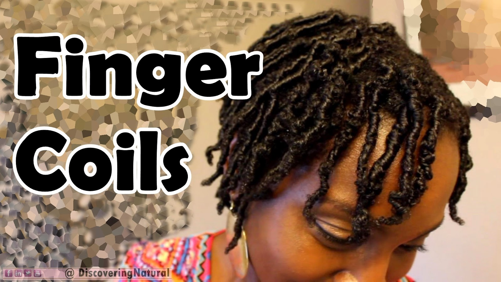 Finger Cois Natural Hair