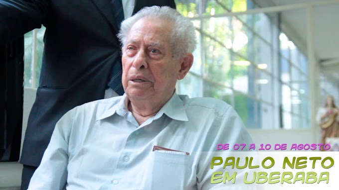 Paulo Neto em Uberaba