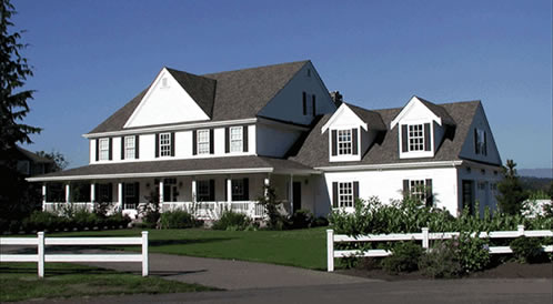 Beautiful farmhouses beautiful farmhouse wallpapers for Farmhouse style architecture