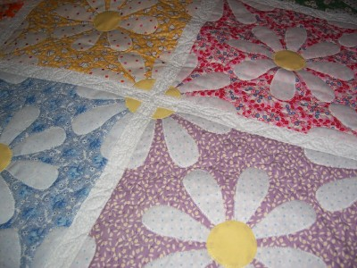 Quilting on Main Street: Seven Ways To Name Your Quilt : daisy quilts - Adamdwight.com