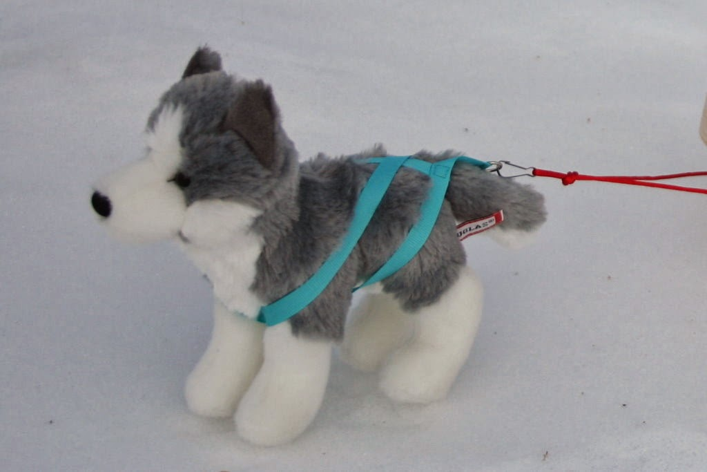 Arts and Crafts for your American Girl Doll: Dog sled ...