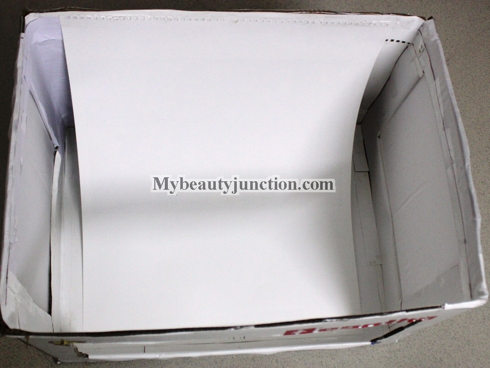 DIY: How to make a light box or tent for beauty photography
