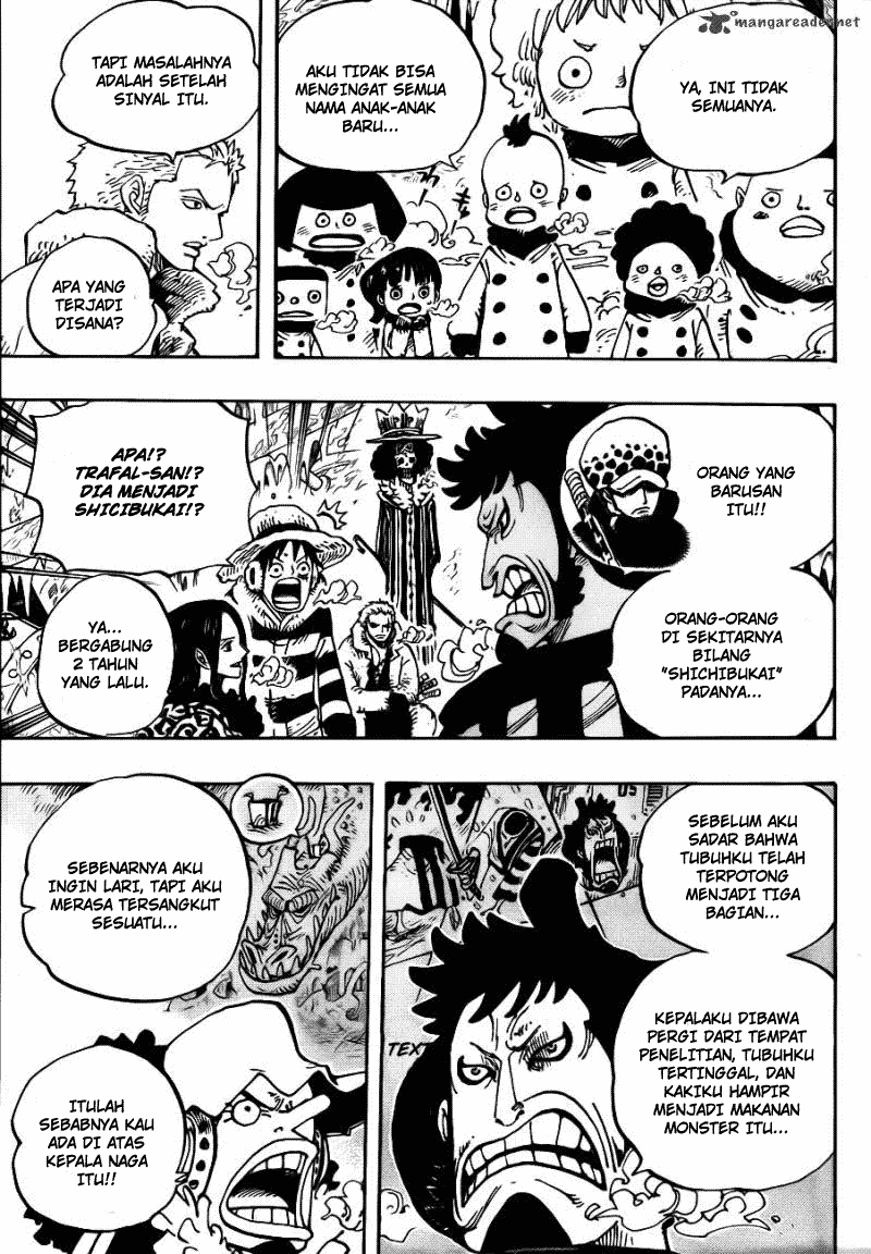 one piece terbaru 663 page 18