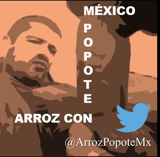 @ArrozPopoteMx