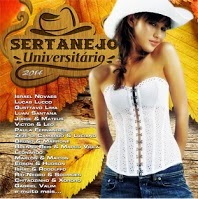 0+sertanejo Sertanejo Universitário 2014