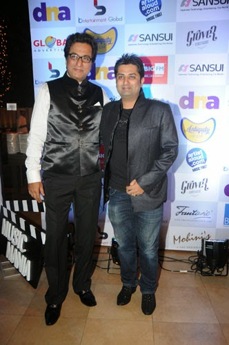 Suresh Wadkar and Rahul Vaidya special Performance at Music Mania Event