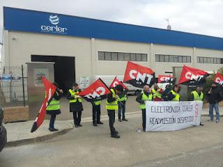 Electrónica Cerler obligada a readmitir e indemnizar a un trabajador despedido