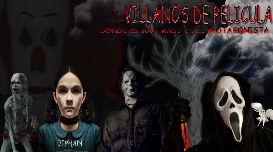 villanos de pelicula