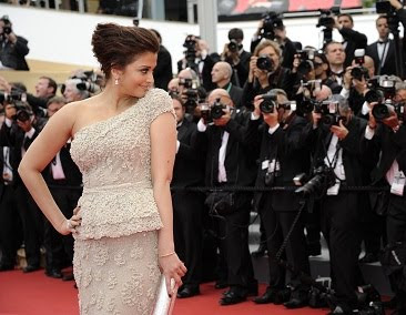 Aishwarya Rai 64th Cannes Film Festival Photos