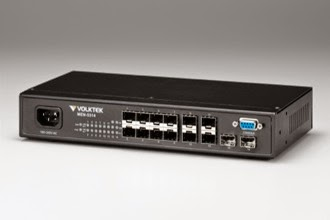 Switch 12 cong quang Volktek MEN 5314