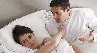 Cara mengatasi wanita frigid
