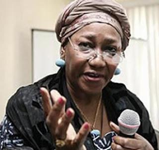 Breaking News: Jonathan sacks EFCC chairman, Farida Waziri