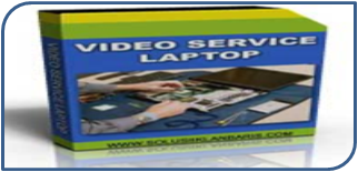 DVD Tutorial Mahir Servis Laptop