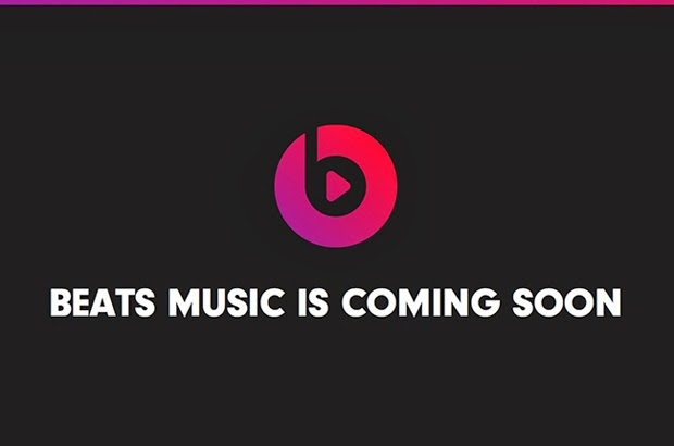 New Beats Music App in Chevy AppShop