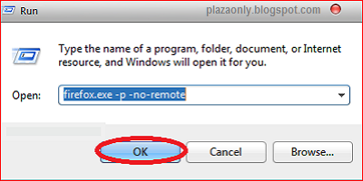 Cara Membuat Multi Akun di Mozilla