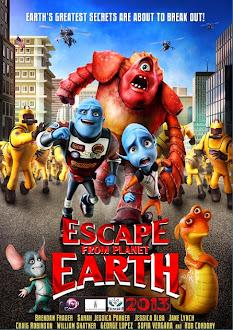 Escape de la Tierra