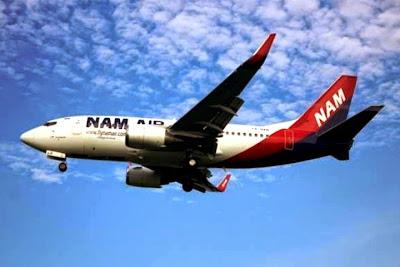 NAM Air. ZonaAero