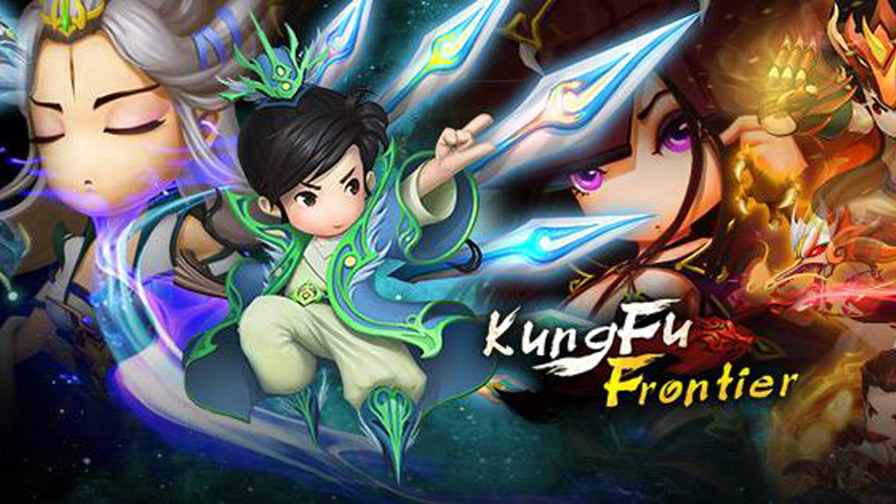 Kungfu Frontier Gameplay IOS / Android
