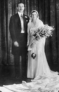 Mariage de Lady May Cambridge et d'Henry Abel Smith