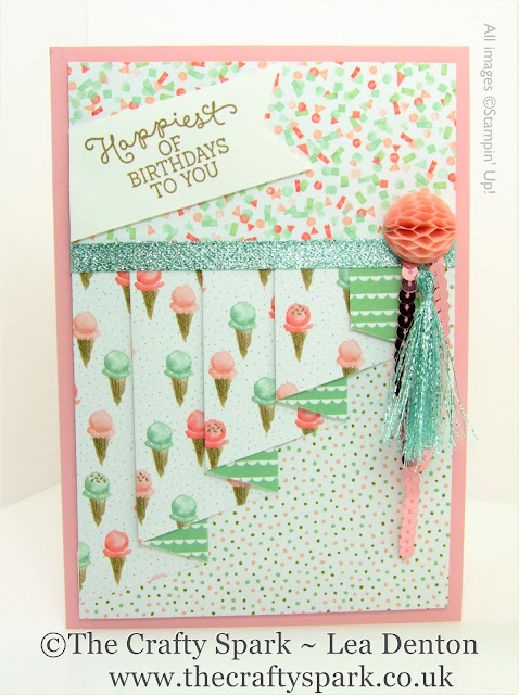 birthday blooms stampin up uk